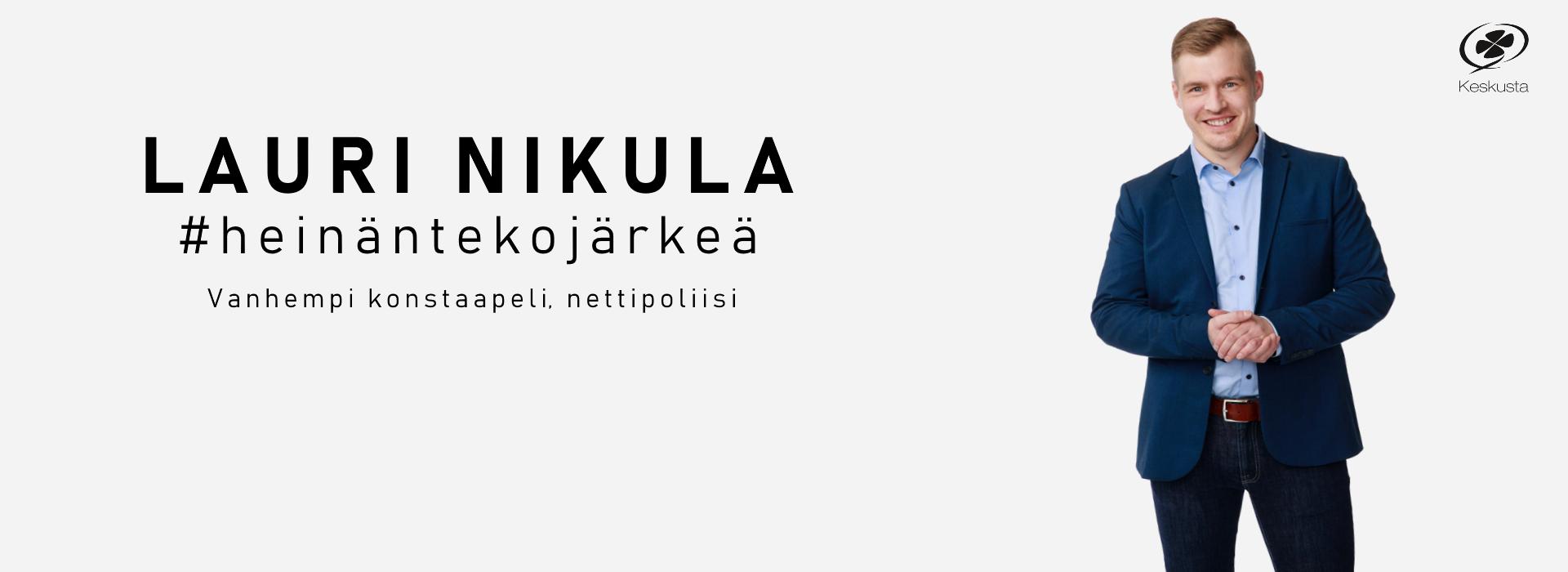 Lauri Nikula